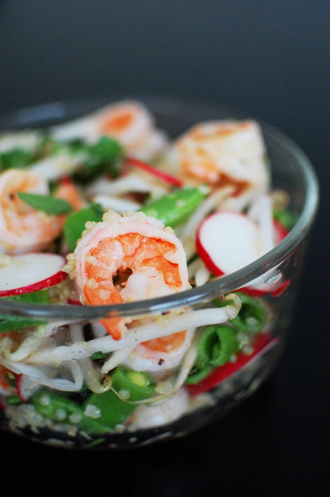 Summer Shrimp Salad  Summer Shrimp Salad