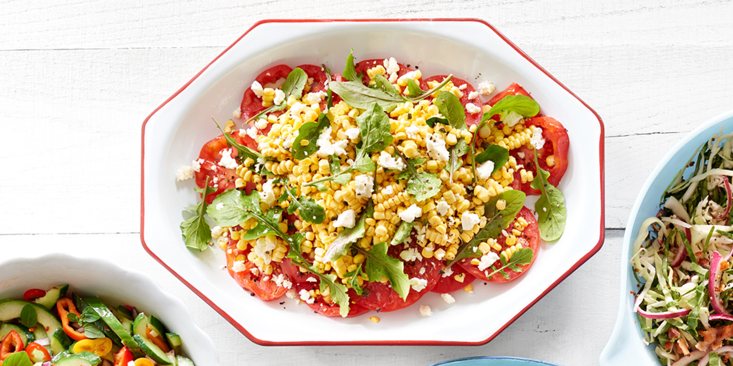 Summer Side Dishes  Summer Barbecue Sides