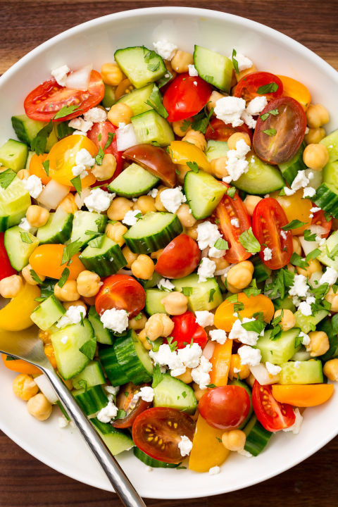 Summer Side Dishes  The 50 Most Delish Easy Summer Side Dishes—Delish