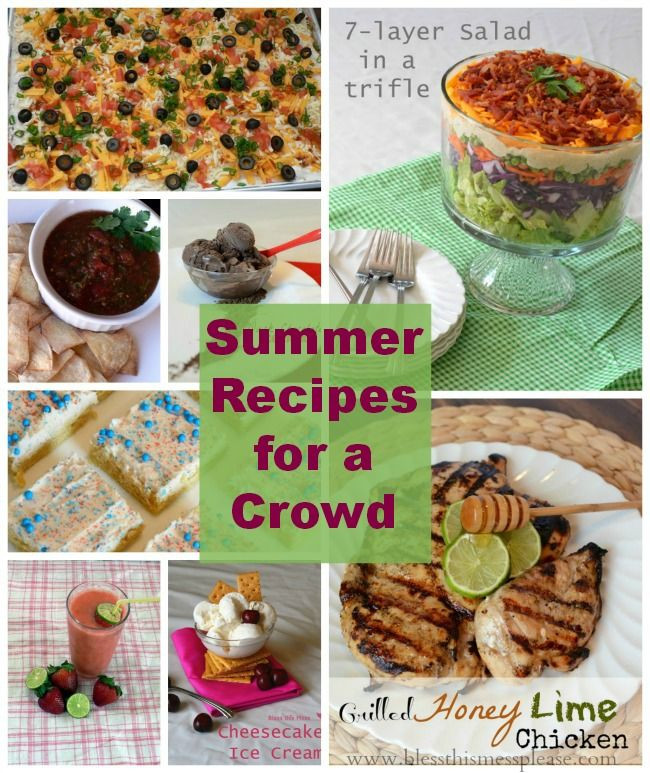 Summer Side Dishes For A Crowd  285 Best images about Summer Is Here on Pinterest