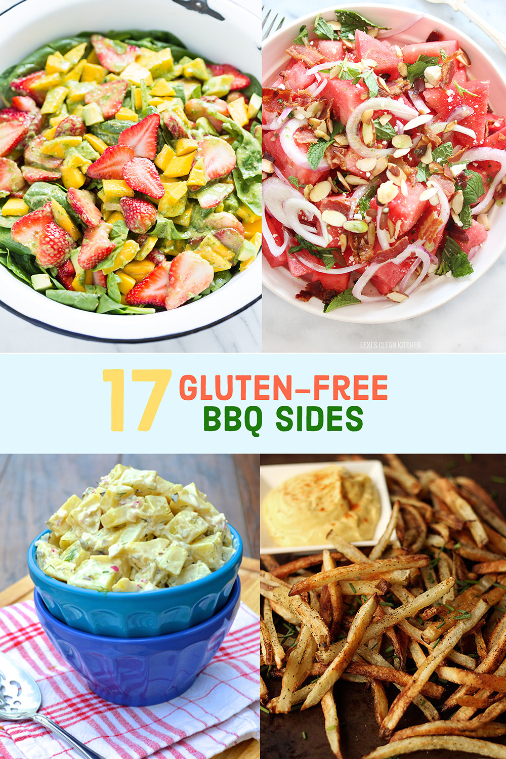 Summer Side Dishes For A Crowd  bbq sides for a crowd