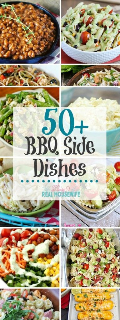 Summer Side Dishes Recipes  Over 50 awesome summer BBQ side dishes to take to your