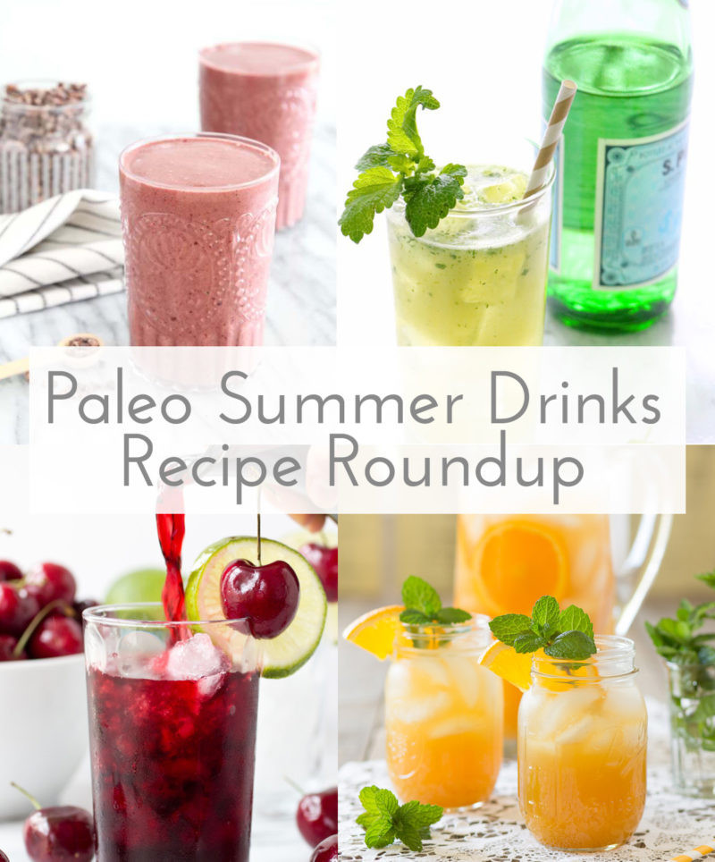 Summer Smoothies Recipes  Paleo Recipe Roundup 25 Refreshing Summer Drinks Primal