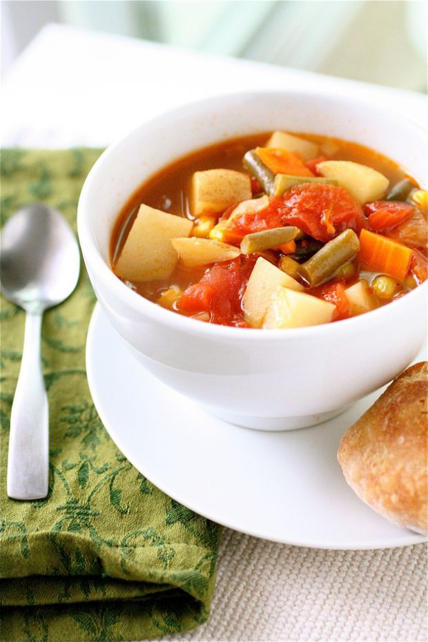 Summer Soup Recipes Vegetarian  e of the Best Exotic Chicken Soup Recipes