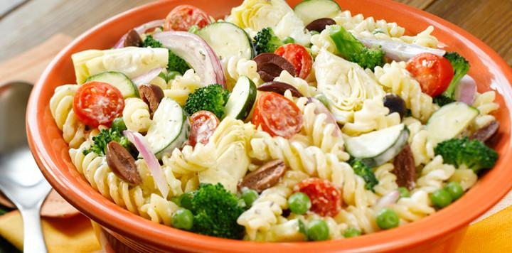 Summer Spaghetti Salad  Summer Pasta Salad