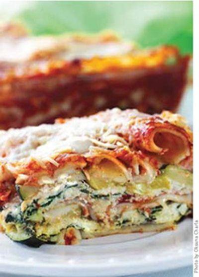 Summer Squash Lasagna  Gluten Free Summer Squash Lasagna Recipes To Try