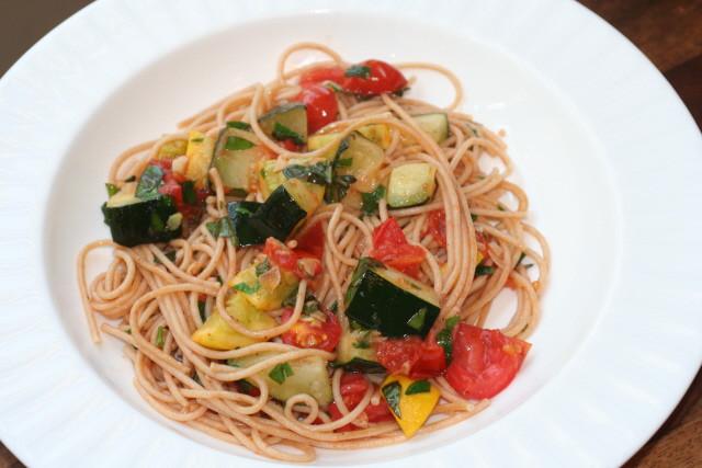 Summer Squash Noodles  Summer Squash Pasta Faithful Provisions