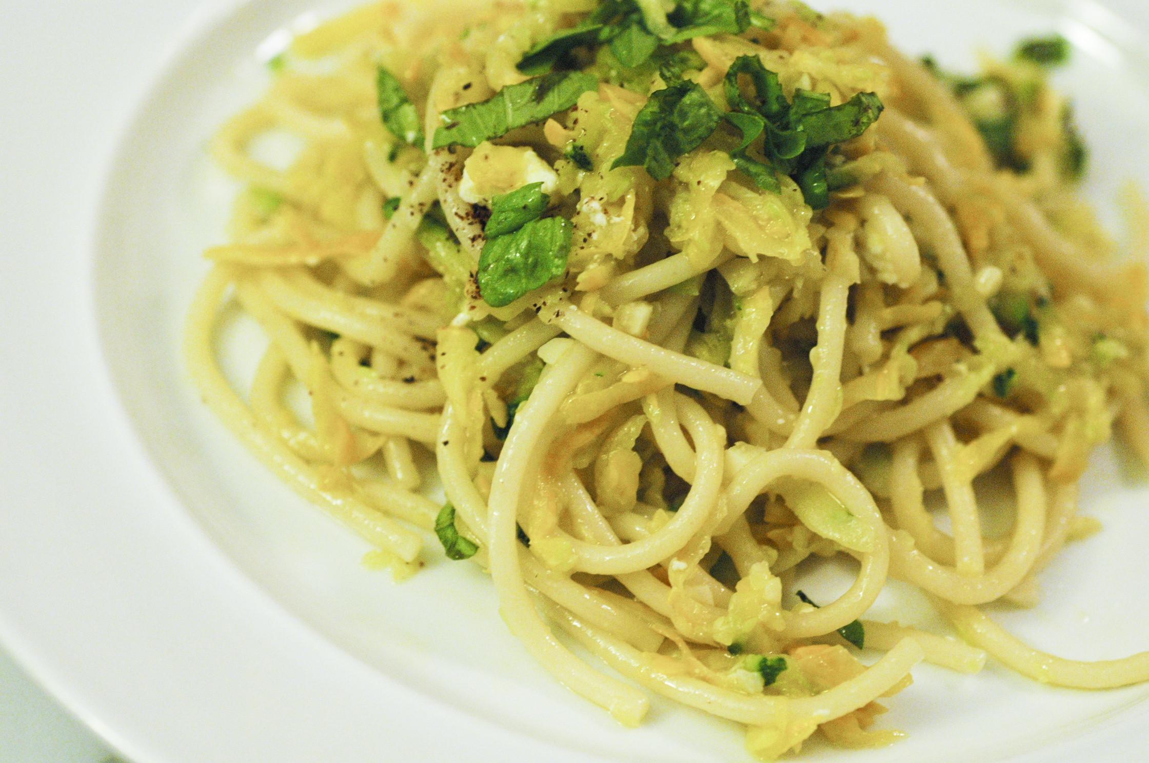 Summer Squash Noodles Recipes  FLAVOR EXPLOSIONS Blog Archive Summer Squash Feta and