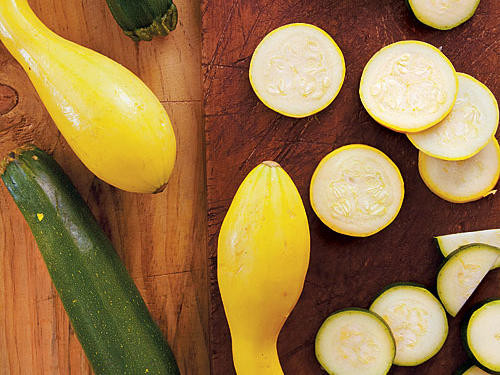 Summer Squash Nutrition  Guide to Summer Squash Cooking Light