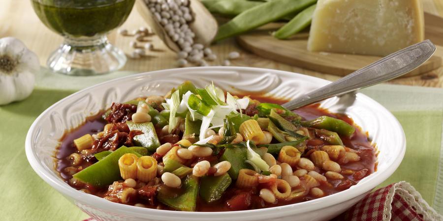 Summer Stew Recipe  Italian Summer Bean Stew