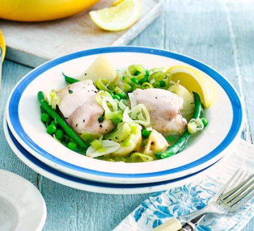 Summer Stew Recipe  Summer chicken stew recipe