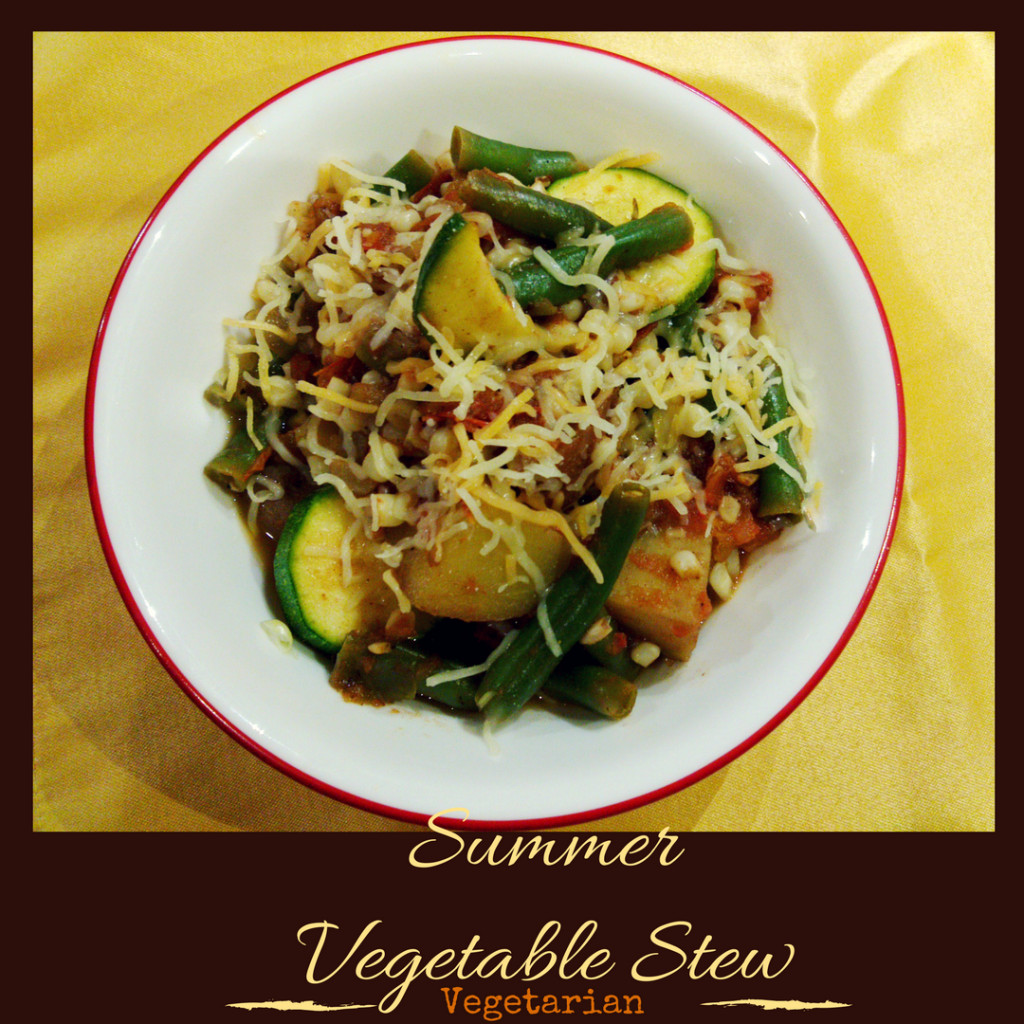 Summer Stew Recipe  Summer Ve able Stew or what to do with all those coop