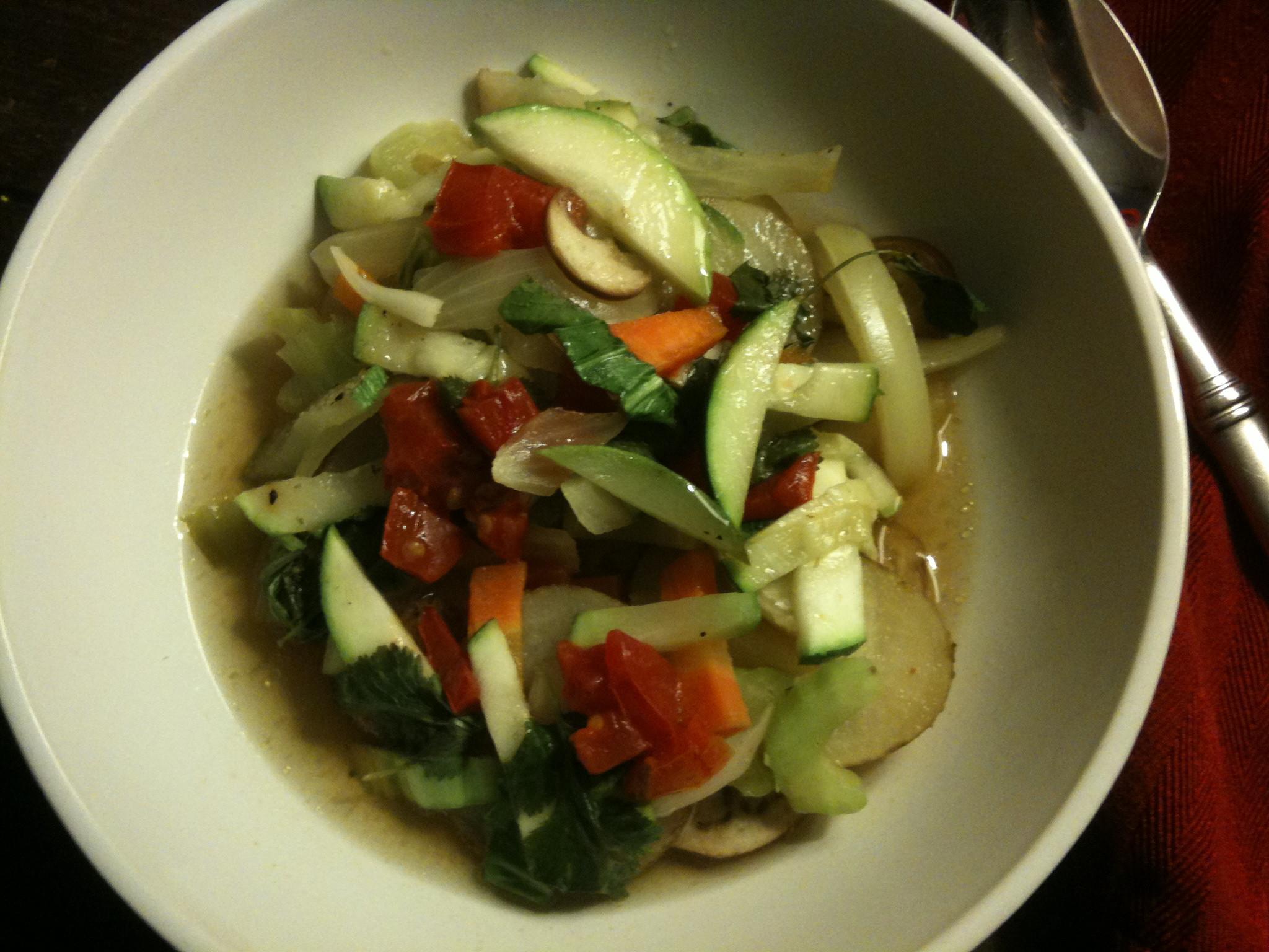 Summer Stew Recipe  Recipe Vegan Summer Stew — Danielle Hatfield