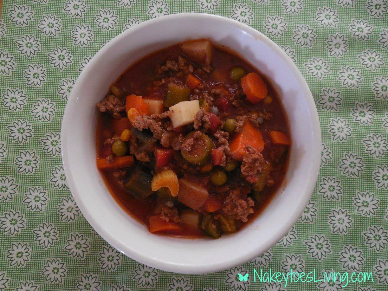 Summer Stew Recipe  Summer Stew Recipe Nakeytoes Living
