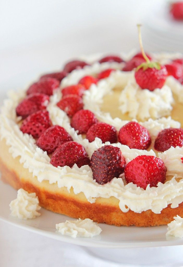 Summer Strawberry Desserts  Check out Lemon Strawberry Shortcake It s so easy to make