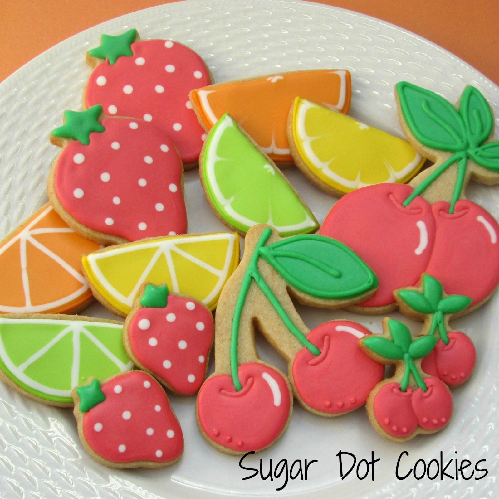 Summer Sugar Cookies  Friday April 19 2013