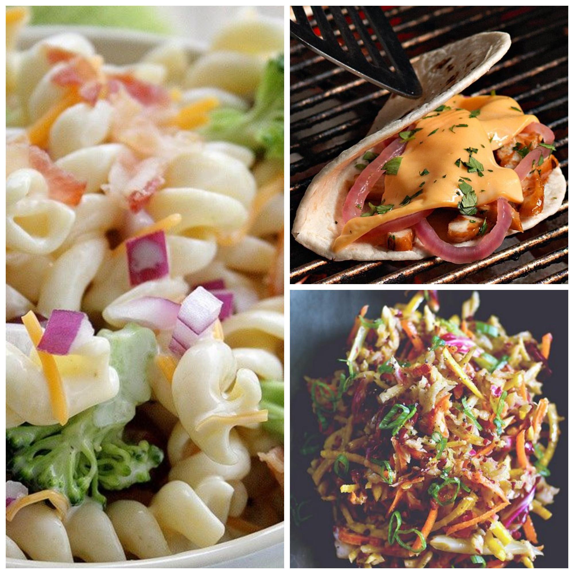 Summer Time Dinners  Five Summer Dinner Recipe Ideas FTM
