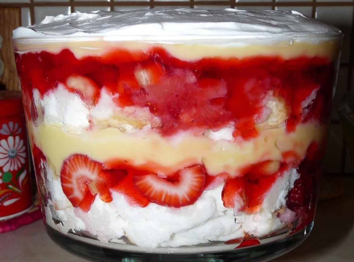 Summer Trifle Desserts  Simple Summer Trifle Recipe