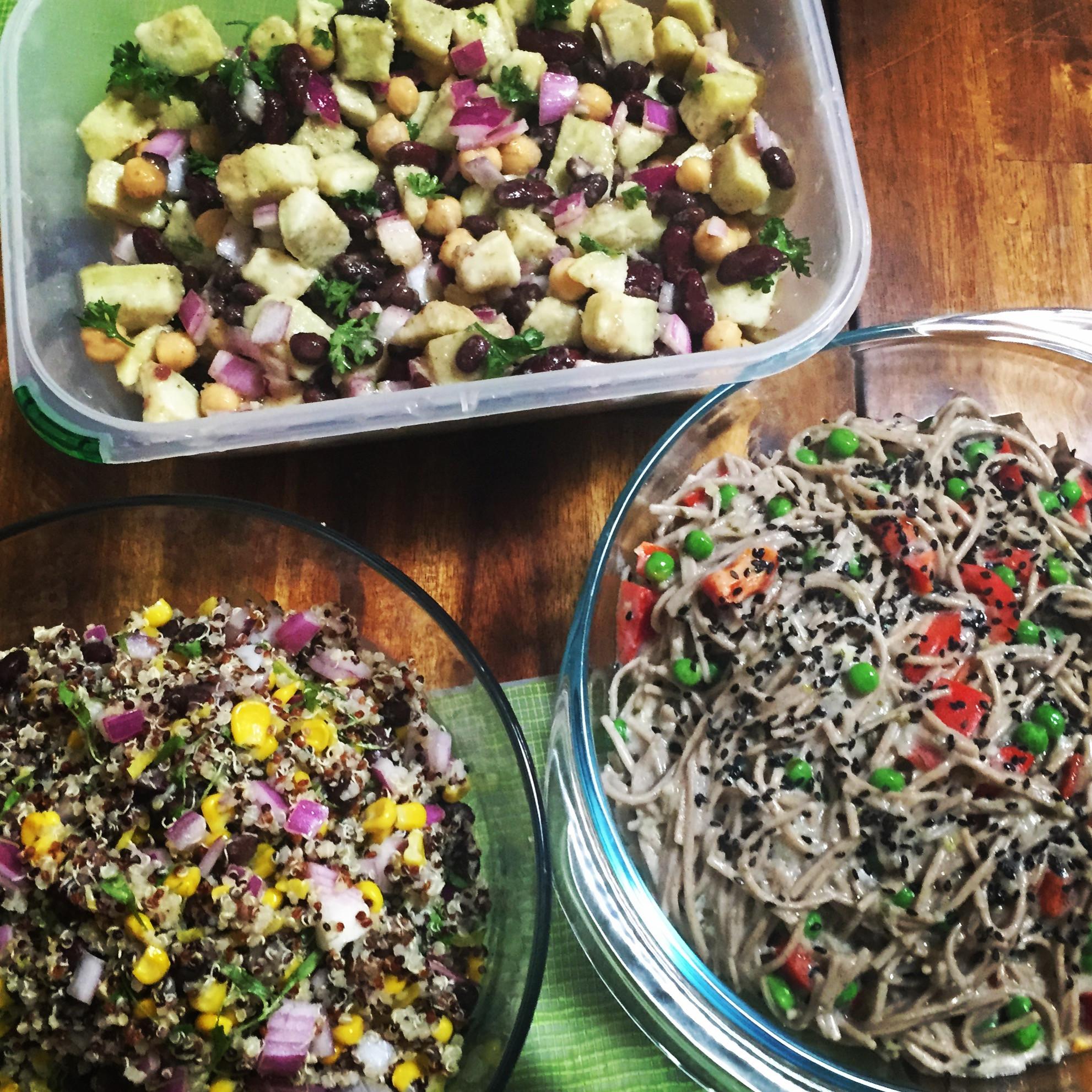 Summer Vegan Recipes  Summer Salad Recipes Vegan & Gluten Free