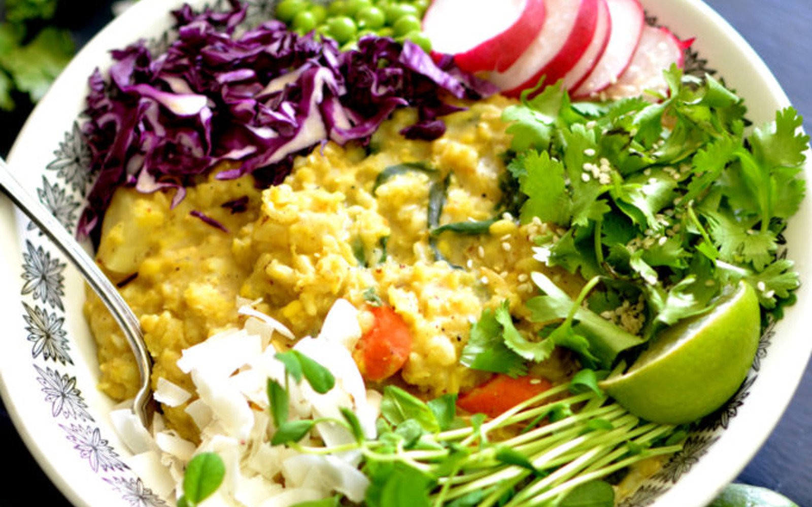 Summer Vegan Recipes  Summer Kitchari Bowl [Vegan] e Green Planet