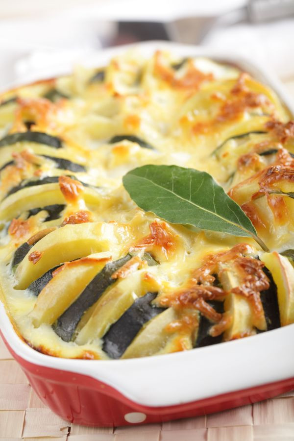 Summer Vegetable Casserole  Casserole Recipe Summer Ve able Tian – 12 Tomatoes