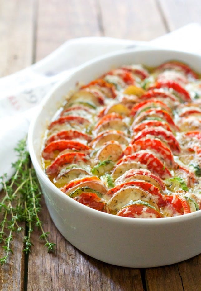 Summer Vegetable Casserole  17 Make Ahead Ve arian Casserole Recipes to Enjoy on