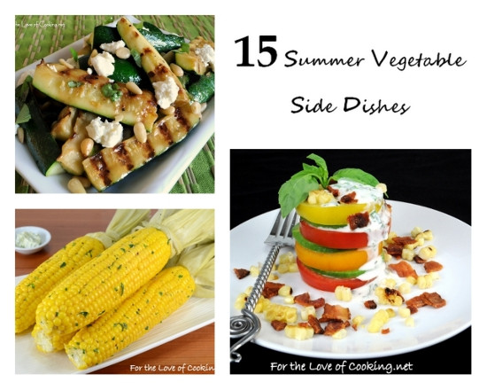 Summer Vegetable Side Dishes  Parade s munity Table 15 Show Stealing Summer