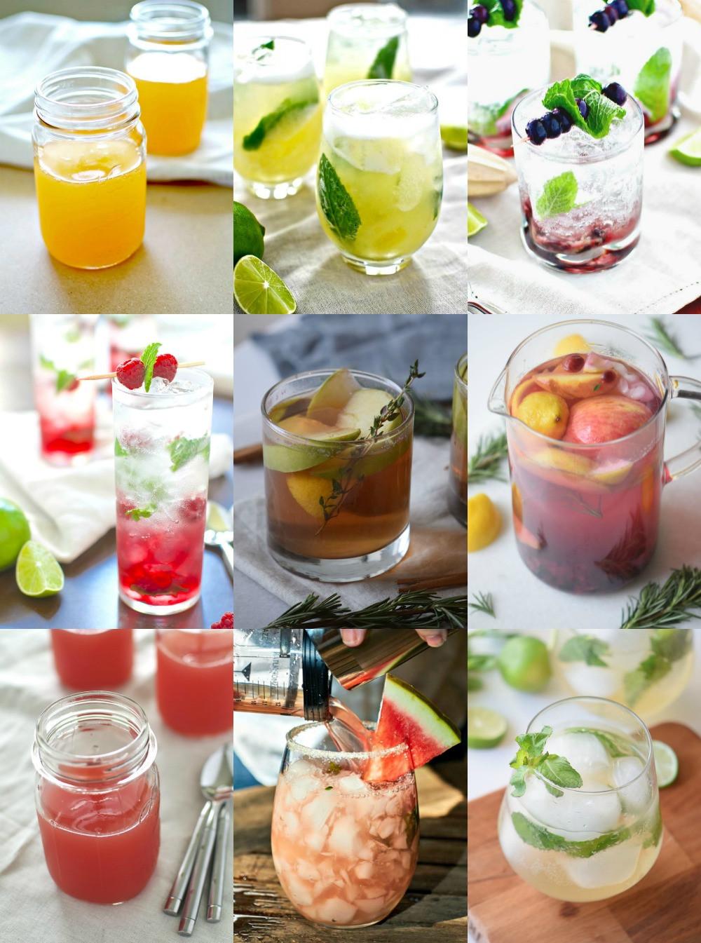 Summer Vodka Drinks  10 Cool Summer Cocktails Alcoholic Beverages Drinks
