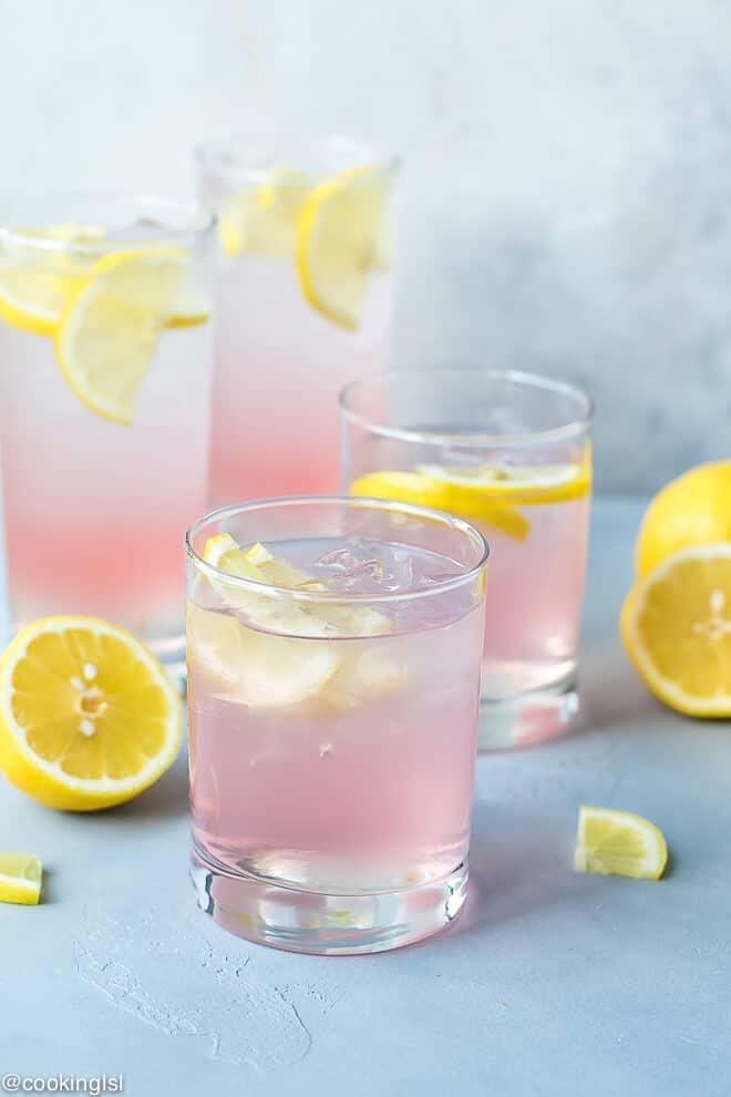 Summer Vodka Drinks  easy summer vodka drinks