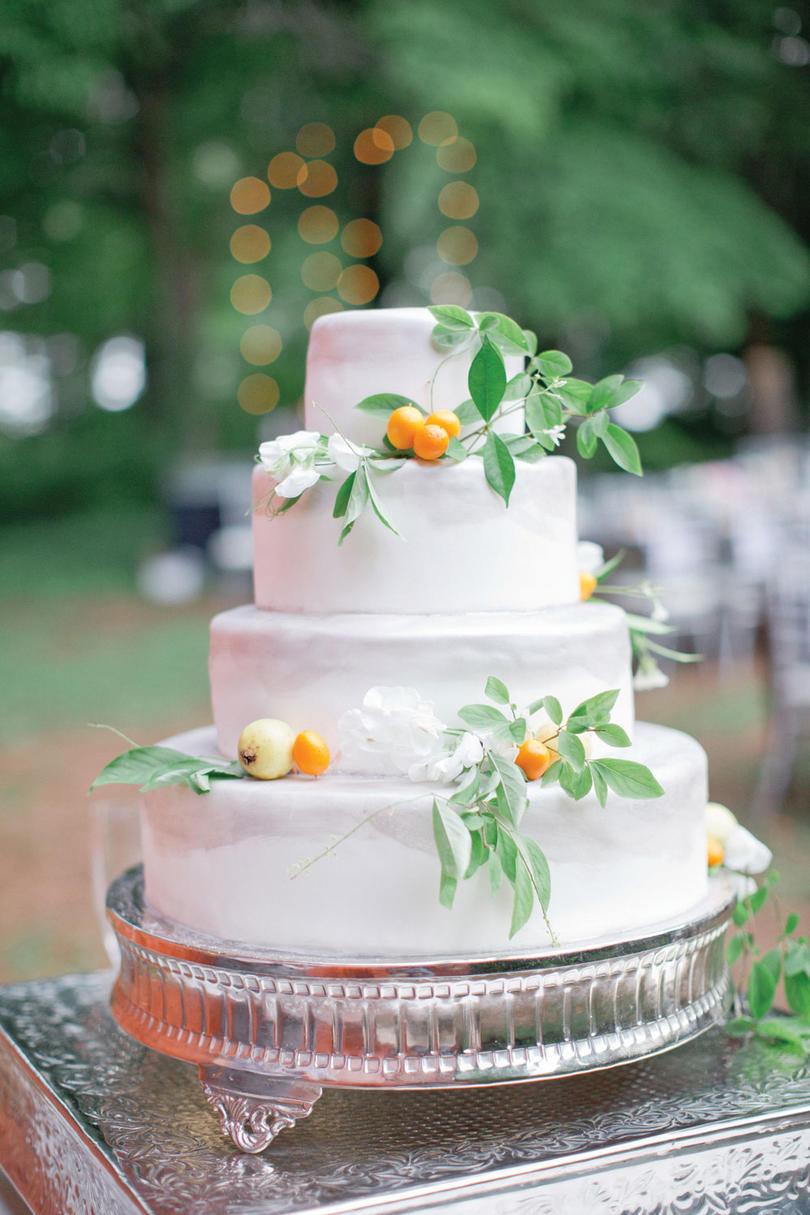 Summer Wedding Cakes  Fresh Fruit Wedding Cakes Southern Living