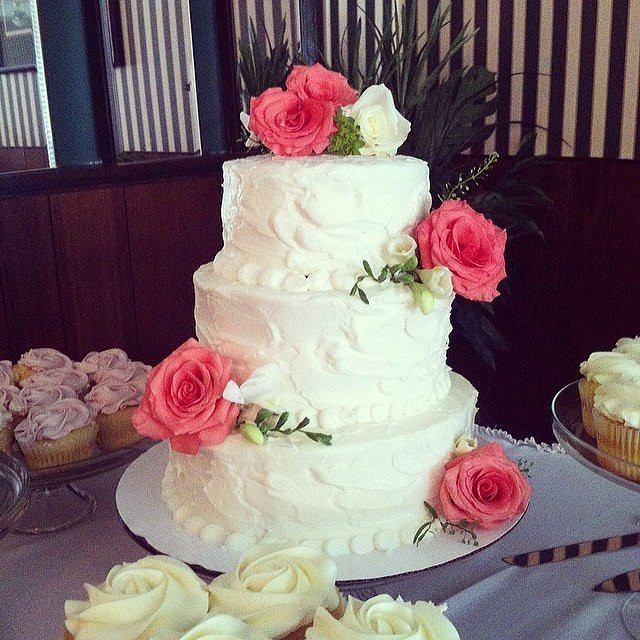 Summer Wedding Cakes  How to choose a wedding cake in summer 2018