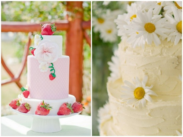 Summer Wedding Cakes  How to Plan a Summer Wedding