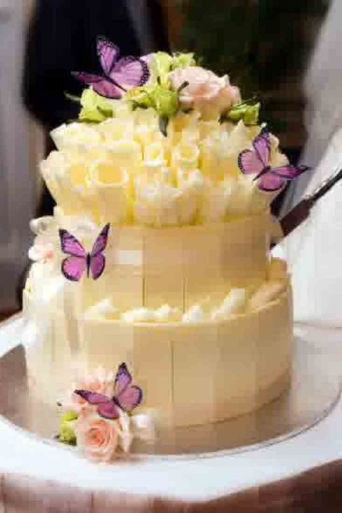 Summer Wedding Cakes  Dazzling Wedding Cakes For Spring Wedding Ceremonies With