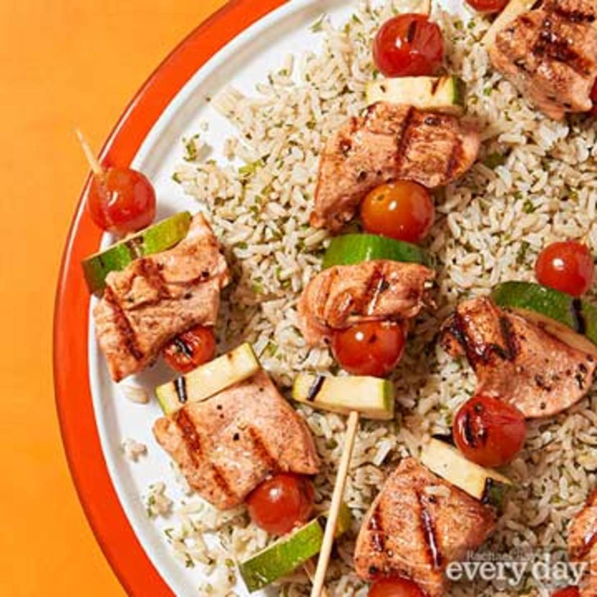 Summer Weeknight Dinners  Simple Summer Weeknight Meals Rachael Ray Every Day