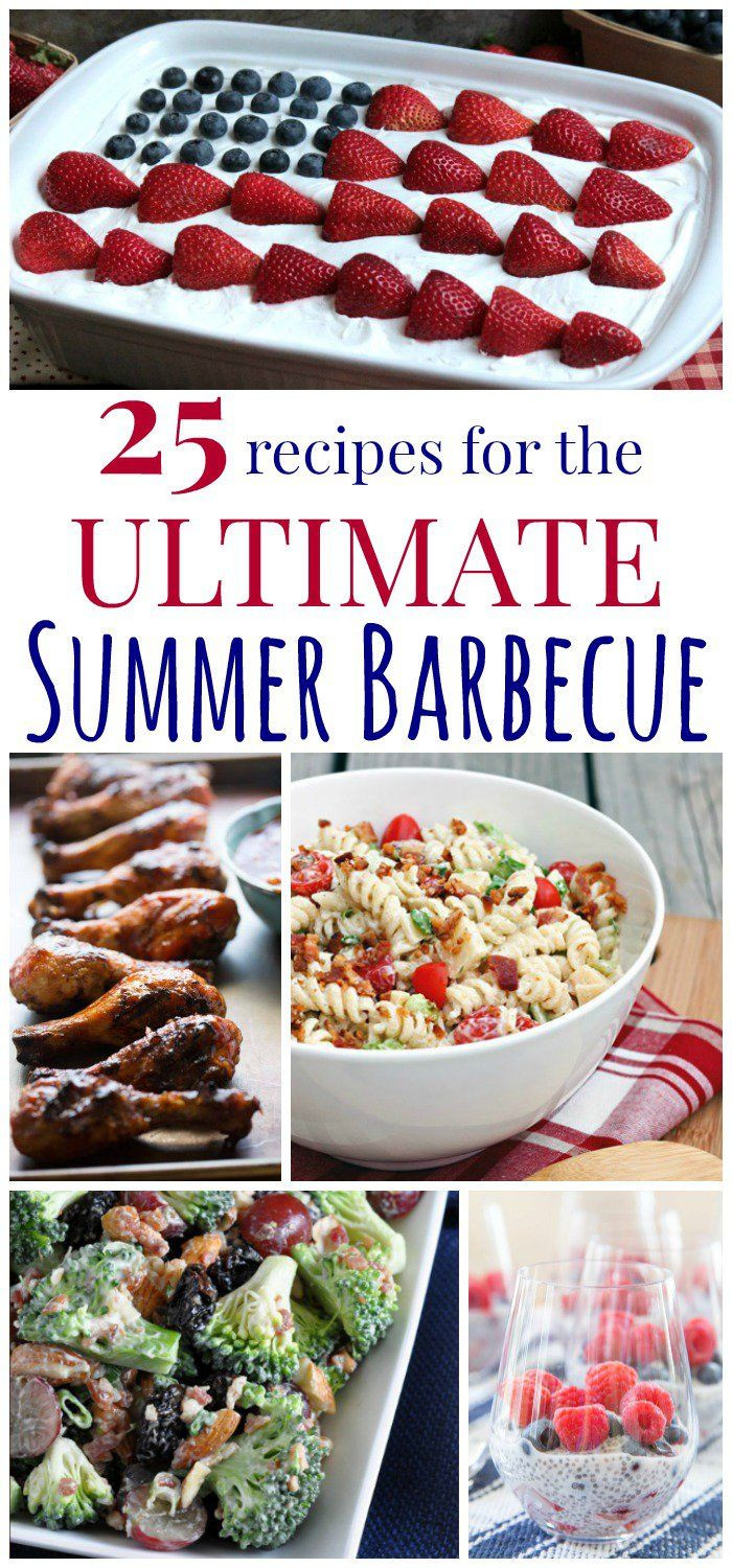 Summertime Bbq Desserts  25 Recipes for The Ultimate Summer Barbecue