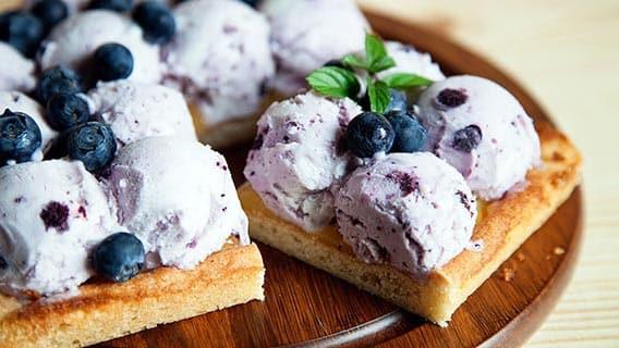 Summertime Desserts For A Crowd  Lemon Blueberry Shortcake for a Crowd Pillsbury