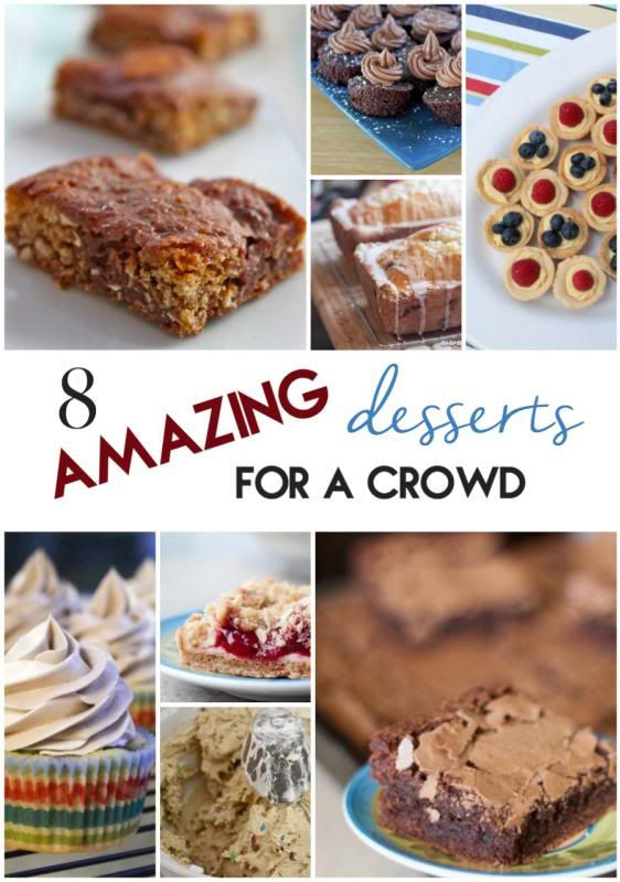 Summertime Desserts For A Crowd  8 Amazing Desserts for a Crowd