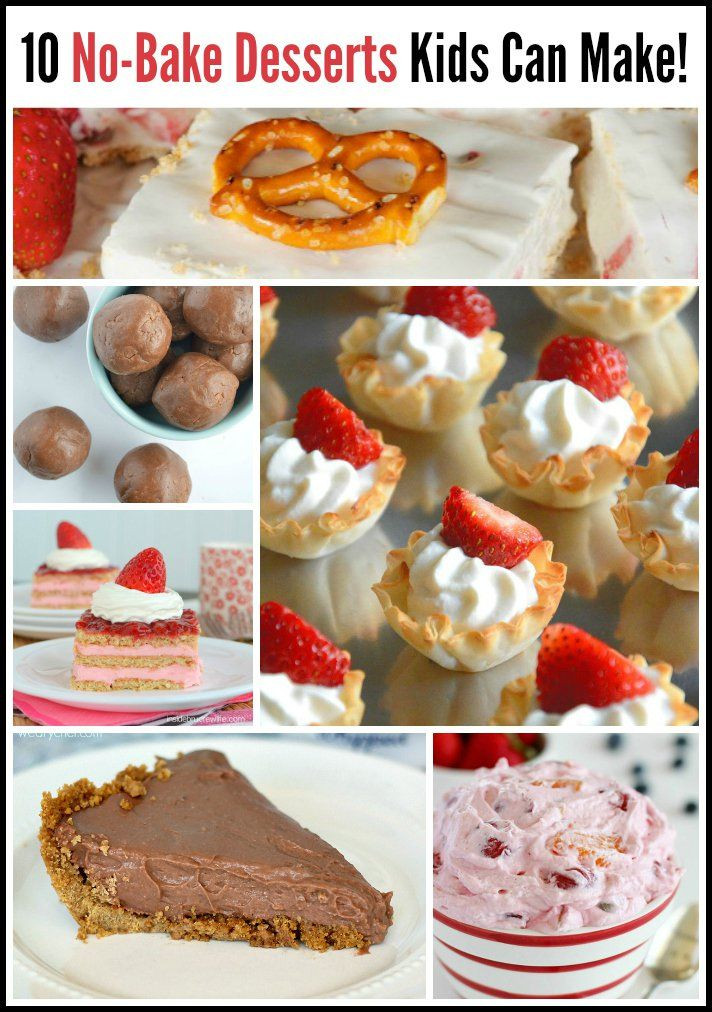 Summertime Desserts For Kids  10 best images about kid craft ideas on Pinterest