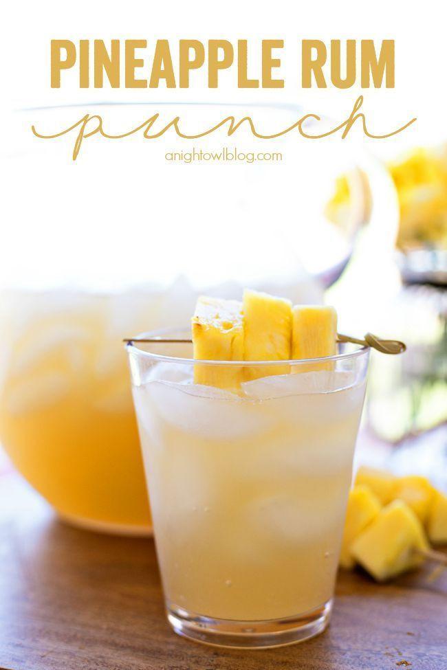 Summertime Drinks With Rum  Best 25 Malibu rum drinks ideas on Pinterest