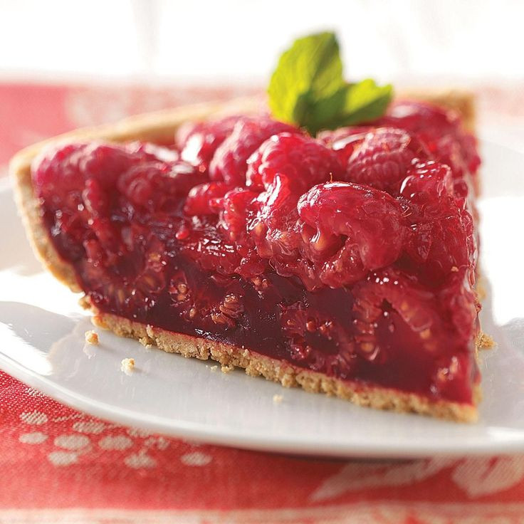 Summertime Pie Recipes  100 Raspberry pie recipes on Pinterest