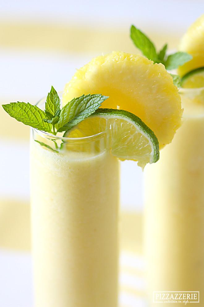 Summertime Rum Drinks  Pineapple Cocktail Recipe Perfect Summer Rum Drink