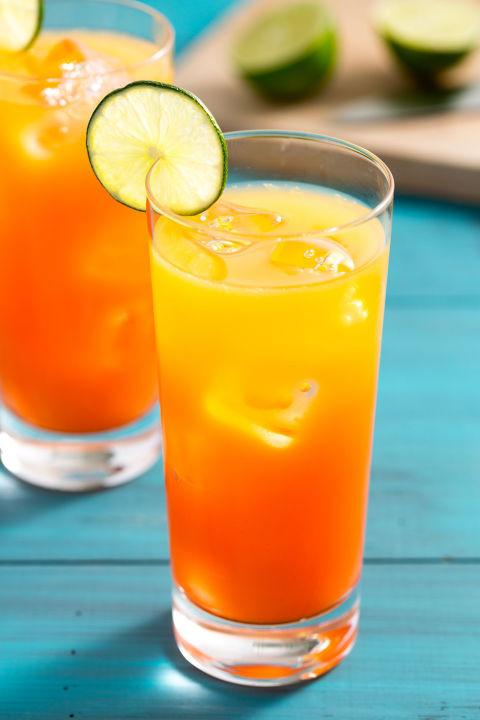 Summertime Rum Drinks  simple rum mixed drinks