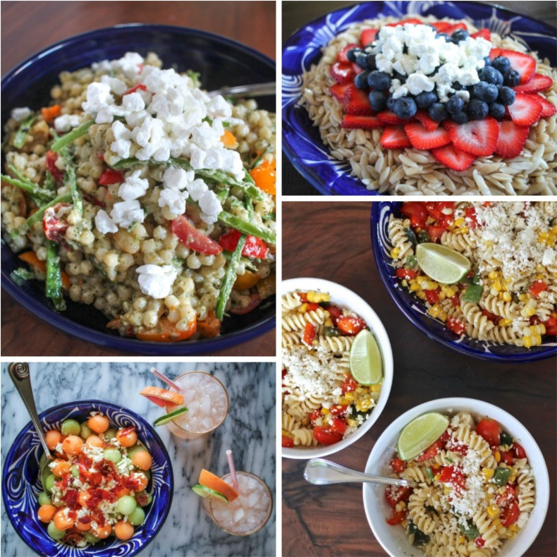 Summertime Side Dishes  10 Summertime Side Dish Salads That Aren t Boring