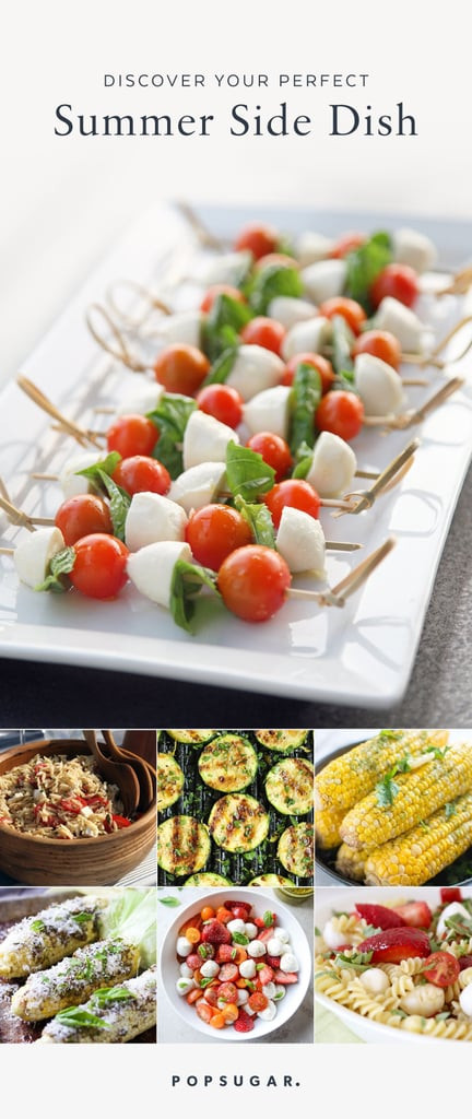 Summertime Side Dishes  Summer Side Dish Recipes