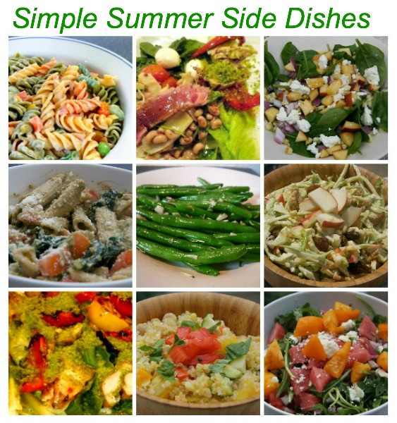 Summertime Side Dishes  10 Simple Summer Side Dish Recipes Salads Slaws & More
