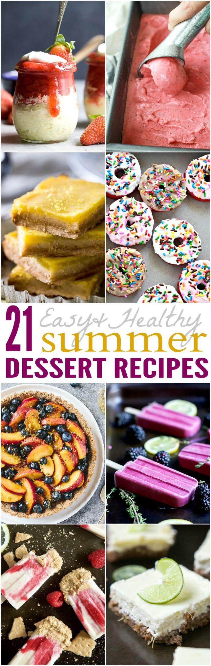 Summertime Snacks Recipe  Best 25 Healthy summer snacks ideas on Pinterest