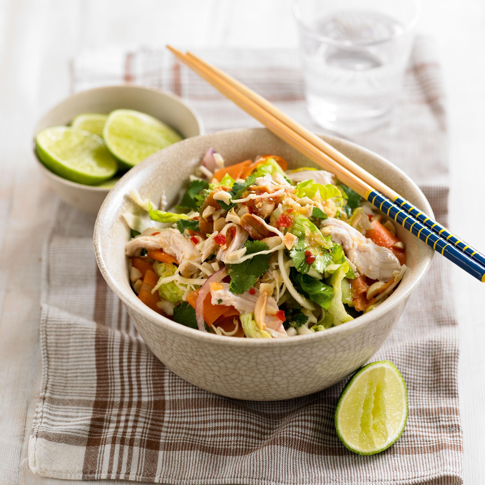 Summertime Snacks Recipe  Leftover Chicken Recipes