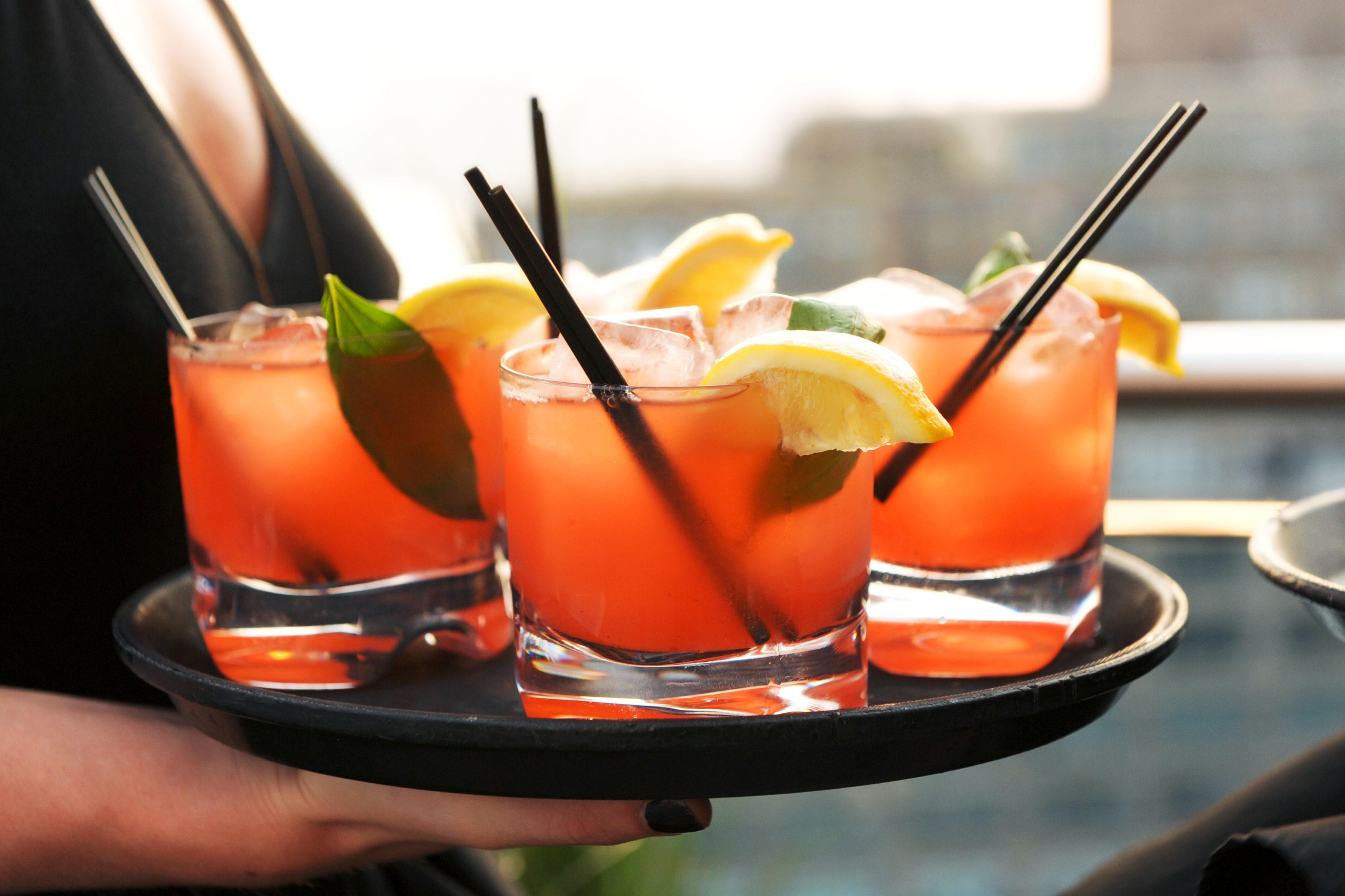 Summertime Vodka Drinks  Stolichnaya Premium Vodka intros Stoli Hot & Stoli Sticki