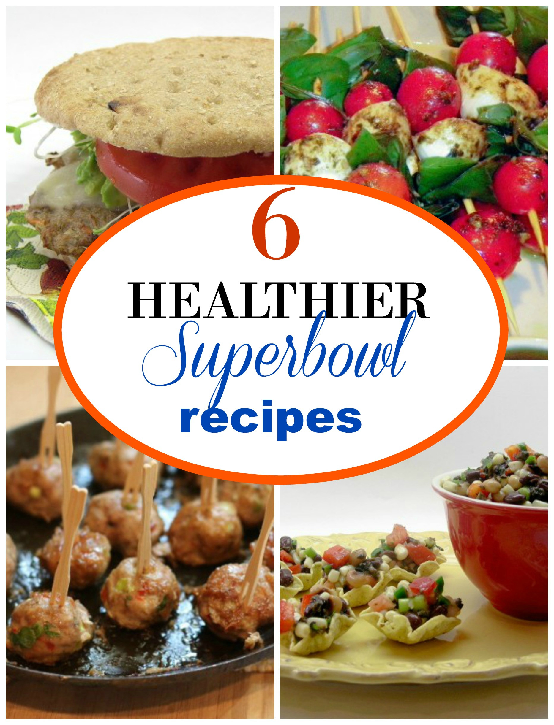 Super Bowl Recipes Healthy  Healthy Superbowl Recipe Ideas