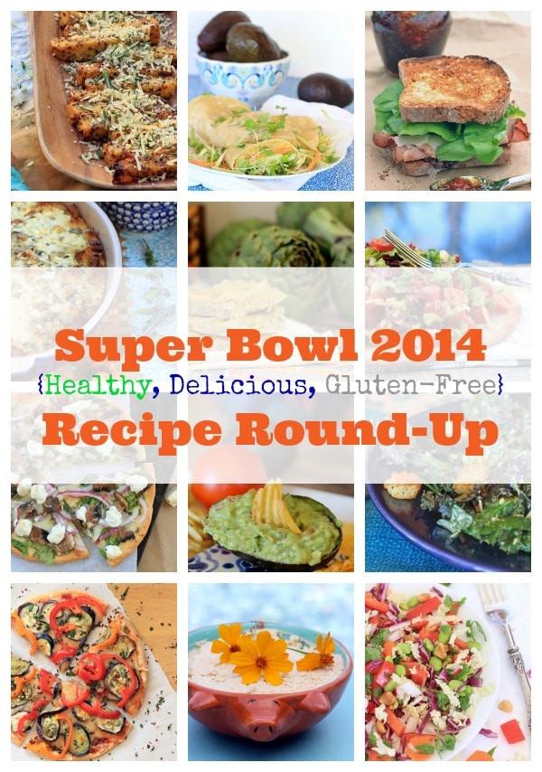 Super Bowl Recipes Healthy  Super Bowl Recipe Round Up Healthy Delicious Gluten Free